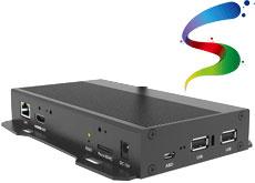多機能デジタルサイネージソリューション SignEffeX
